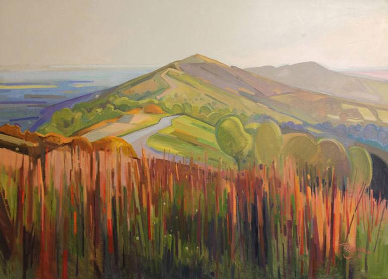 Malvern-Hills-Painting